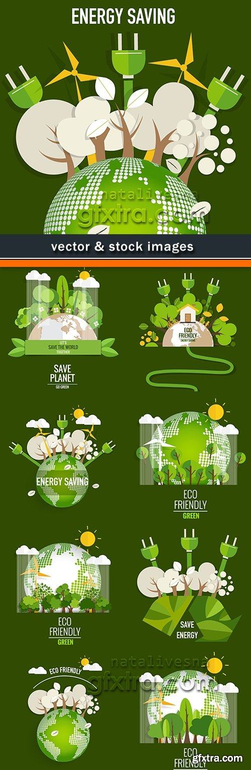 Ecological environment and bio energy green design