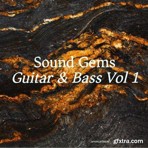MVP Platinum Sound Gems Guitar and Bass Vol 1 WAV