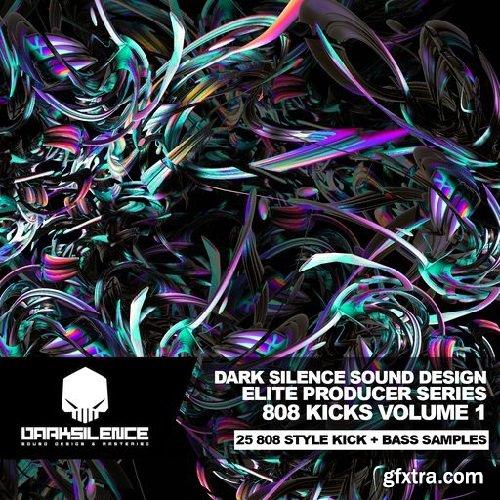 Dark Silence Sound Design 808 Kicks Volume 1 WAV