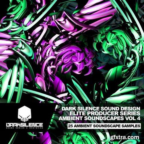 Dark Silence Sound Design Ambient Soundscapes Vol 4 WAV