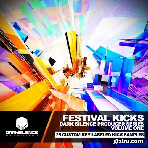 Dark Silence Sound Design Festival Kicks Volume 1 WAV