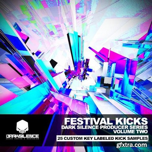Dark Silence Sound Design Festival Kicks Volume 2 WAV