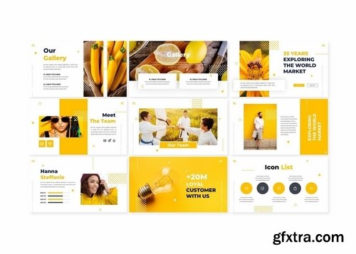 Guyon - Powerpoint Google Slides and Keynote Templates
