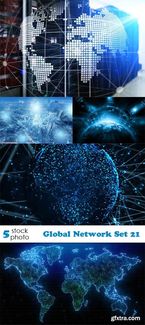 Photos - Global Network Set 21