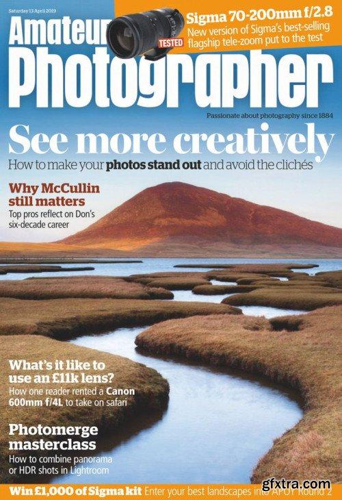 Amateur Photographer - 13 April 2019