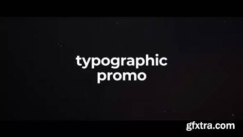 Videohive - Stomp Typography - 22501687