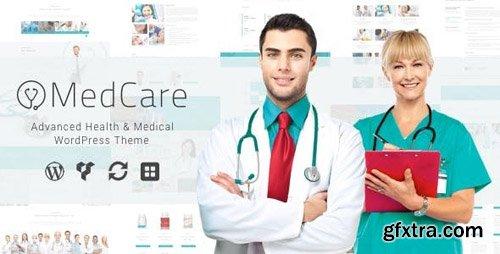 ThemeForest - MedCare v1.0.3 - Advanced Health & Medical WordPress Theme - 15561359