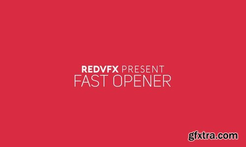 Videohive - Fast Opener - 22523957