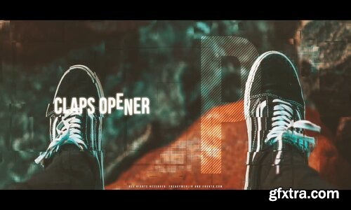 Videohive - Claps Opener - 22525398