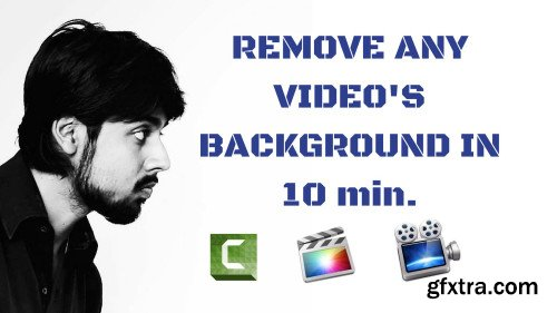 Remove any video\'s background like a pro in 10 minutes