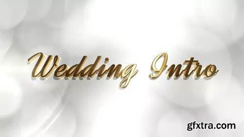 Videohive - Wedding Intro - 21879185