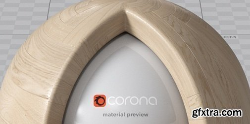 SIGERSHADERS Corona Material Presets Pro v2.0.2 for 3ds Max 2013 - 2017