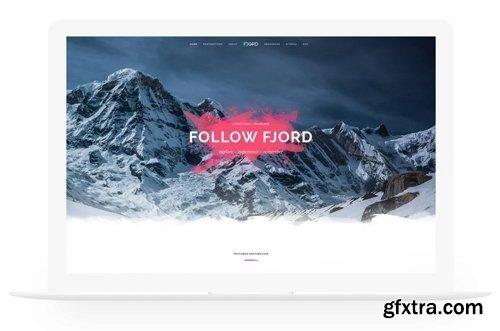 YooTheme - Fjord v1.19.1 - Joomla Theme