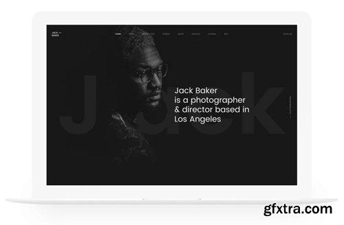 YooTheme - Jack Baker v1.19.1 - Joomla Theme