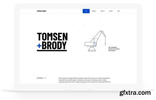 YooTheme - Tomsen Brody v1.19.1 - Joomla Theme