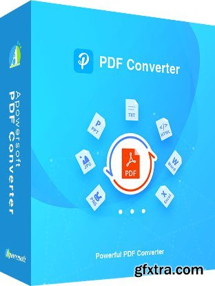Apowersoft PDF Converter 2.1.3 Multilingual