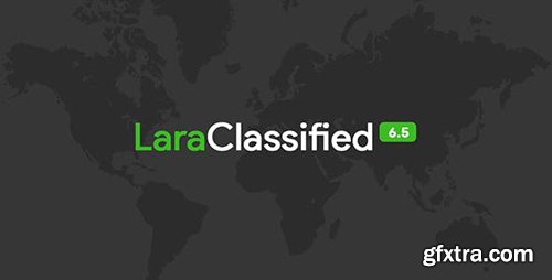 CodeCanyon - LaraClassified v6.5 - Classified Ads Web Application - 16458425 - NULLED