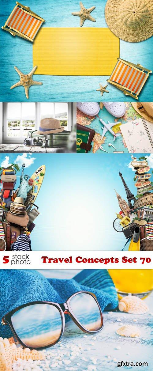 Photos - Travel Concepts Set 70
