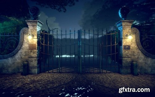 Unity Asset - Horror Environment Pack 2