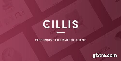ThemeForest - Cillis v1.0 - Furniture & Deco Prestashop Theme - 23621232