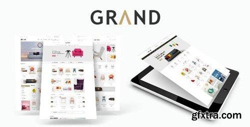 ThemeForest - Grand v1.1.1 - Responsive Furniture WooCommerce WordPress Theme - 20481544