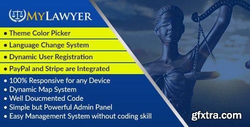 CodeCanyon - MyLawyer v1.0 - Dynamic Lawyer Directory System Script - 19748161 - NULLED