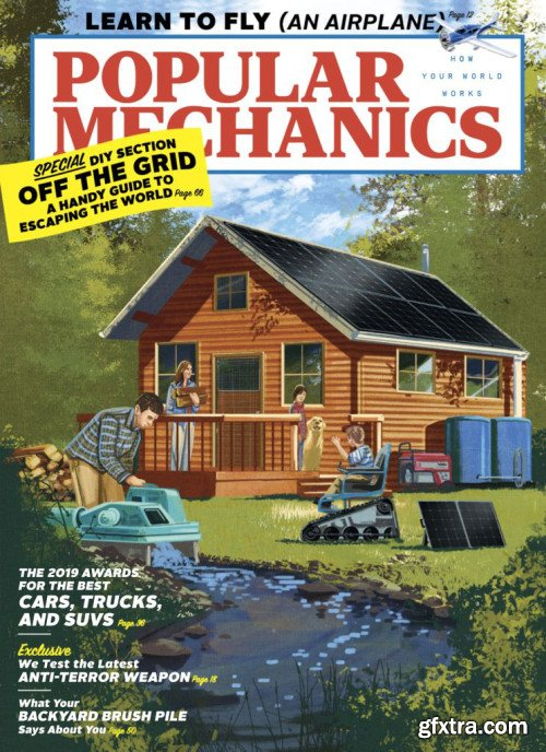 Popular Mechanics USA - May 2019