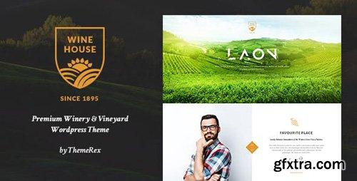 ThemeForest - Laon v1.7.0 - Wine House, Winery & Wine Shop WordPress Theme - 17046738