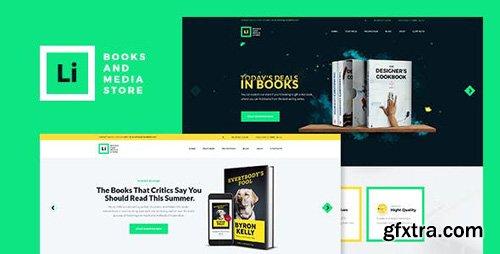 ThemeForest - Lorem Ipsum v1.1.1 - Books & Media Store WordPress Theme - 18892715