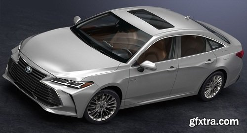 Toyota Avalon 2019 3D Model