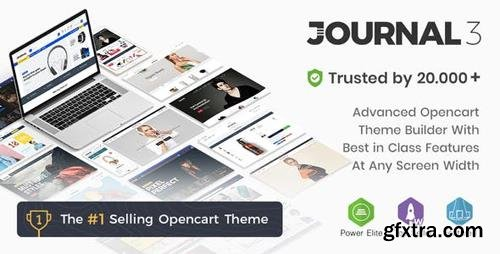 ThemeForest - Journal v3.0.31 - Advanced Opencart Theme - 4260361