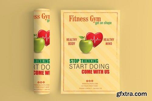 Fitness Flyer Pack
