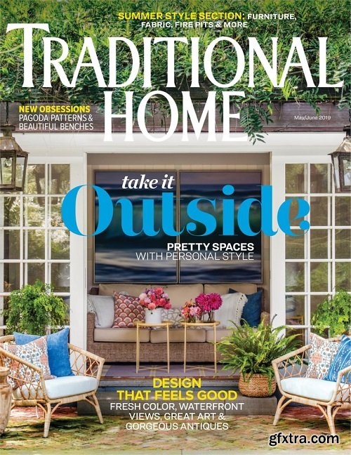 Traditional Home - May 2019