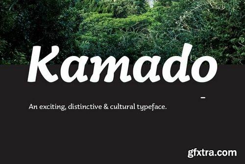 Kamado Font Family
