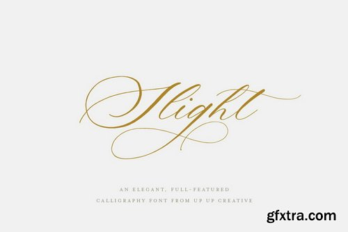 Slight Font