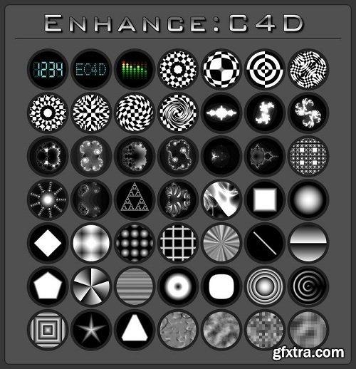 Biomekk EnhanceC4D 1.04.051 for Cinema 4D R20