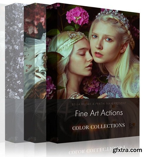 Fineartactions - Color Collections - Full Bundle