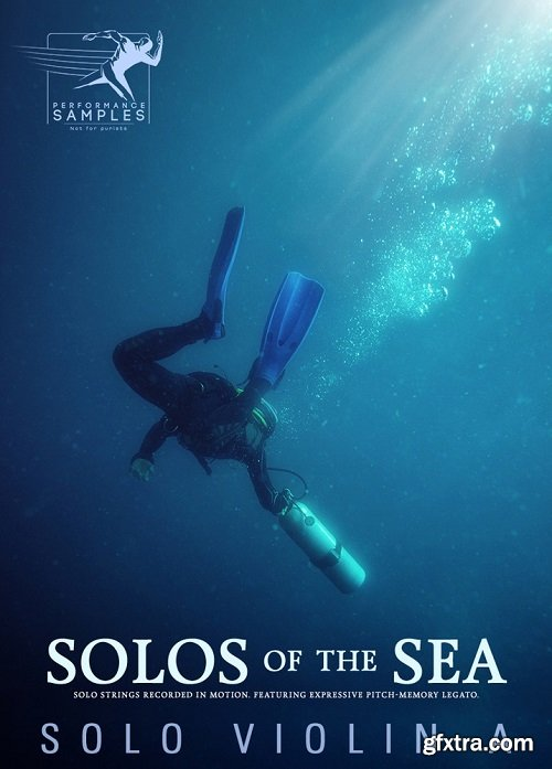 Performance Samples Solos of the Sea: Solo Violin A KONTAKT-AwZ