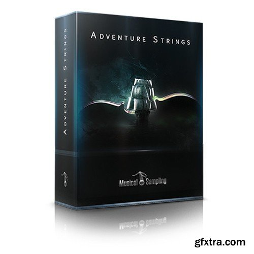 Musical Sampling Adventure Strings KONTAKT-AwZ