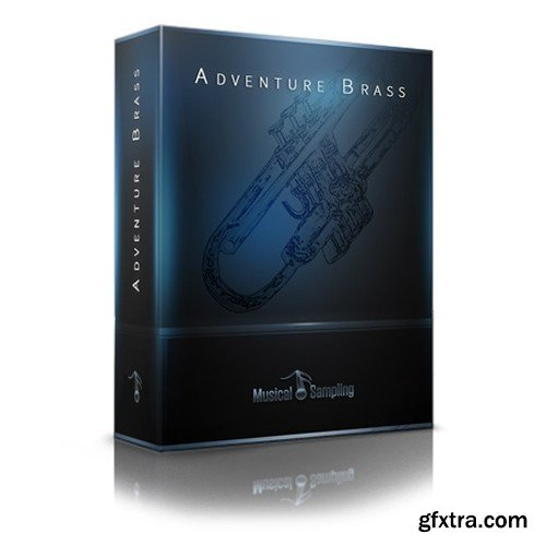 Musical Sampling Adventure Brass v1.1 KONTAKT-AwZ