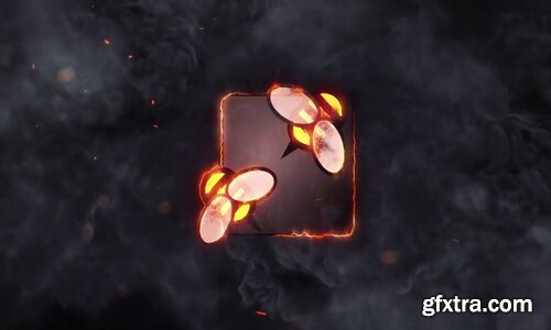 Videohive - Epic Explosions Logo Reveal - 22532364