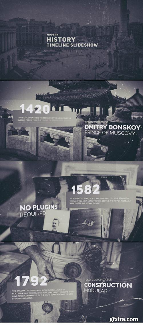 Videohive - History Timeline - 22597456