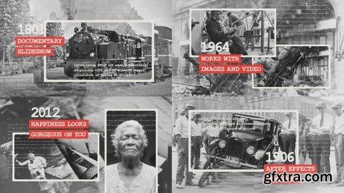 MotionArray Documentary Slideshow 214108