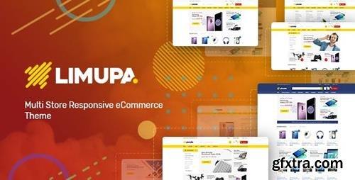 ThemeForest - Limupa v1.0 - Digital, Electronics & Technology Shopify Theme - 22871127