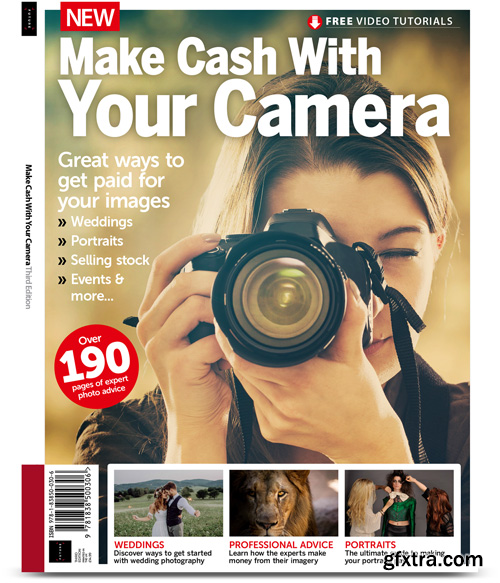 Make Cash With Your Camera, 3rd Edition 2018