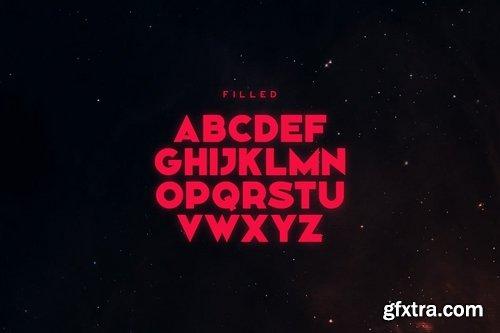 CM - Coven Typeface 3344734