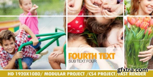 Videohive Smooth Slides 2 7824712
