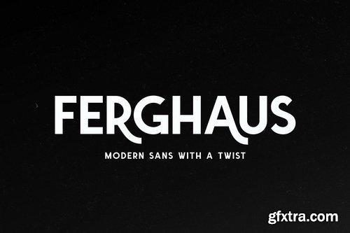 CM - Ferghaus Sans 3689728