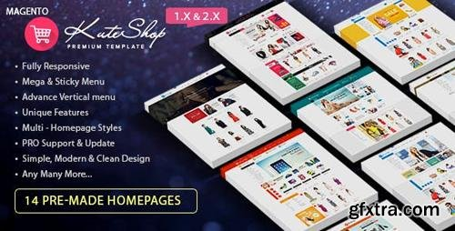 ThemeForest - KuteShop - Multipurpose Responsive Magento 1 & 2 Theme (Update: 8 March 19) - 12985435