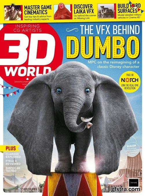 3D World UK - June 2019